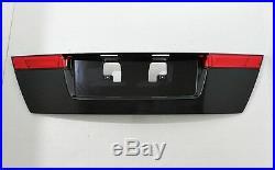 08 12 Honda Accord Genuine Japan Type Back Garnish + LED trunk light BMW style
