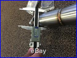 1320 Performance SMSP Style B SERIES HEADER Big tube GSR b16 b18 b18b b18c1 b18c