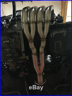 1320 Performance SMSP Style B SERIES HEADER Big tube GSR b18 B20 b18c BLEMISH
