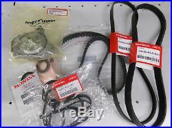 2001-2005 Genuine Honda CIVIC Timing Belt Package New Oem