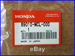 2001-2007 Honda Shadow Spirit VT750 Genuine Tool Kit 89010-MCL-000 OEM