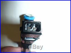 4 Genuine Bosch EV14 52lb 550cc fuel injectors Honda Audi VW Mazda Ford Dodge