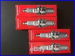 4 pcs 9807B-5617W IZFR6K11 New Genuine OEM NGK Honda Iridium Spark Plugs new
