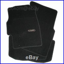 96 97 98 99 00 New OEM Genuine Factory Honda Civic 2dr Genuine FLOOR mats
