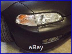 Brand New! OEM Genuine 92-95 Honda Civic SR3 EG6 EJ1 front bumper bra nose mask