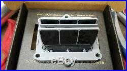 Cr500r Honda 1984-2001 Cr 500 V-force 2 Genuine Moto Tassinari Reed Valve New