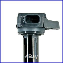 Genuine 6PCS Ignition Coil For Honda Accord Odyssey Acura CL TL 30520-P8E-A01