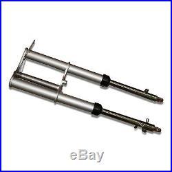 Genuine CRF50 +1 HD Piranha Forks. Heavy duty Pit Bike Forks. CRF 50 XR