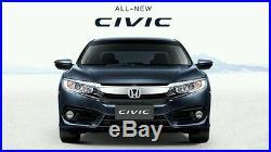 Genuine Fog Lights Set Pair Auto New 08V31 Sedan Coupe Honda Civic FC X 10th 16