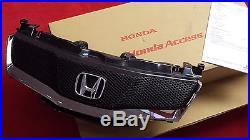 Genuine Honda Civic 2007-2011 Front Sports Mesh & Chrome Grille / Grill