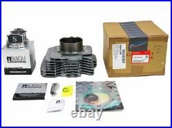 Genuine Honda Foreman 500 cylinder jug piston kit top end gaskets FPE FE FM