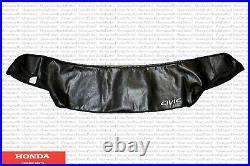 Genuine Honda Front Bumper Full Nose Mask Fits 1999-2000 Civic (08P35-S01-100J)