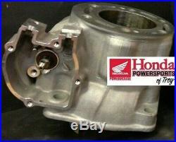 Genuine Honda Oem 2002 Cr250r Cylinder With Exhaust Valve Installed