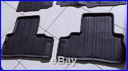 Genuine Honda, Set of 4 Rubber Floor Mats CRV 2007 2012 RHD
