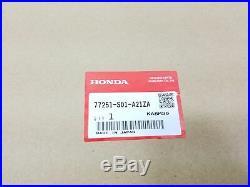 Genuine OEM Honda 77251-S01-A21ZA Radio Stereo Trim Bezel Cover Dash 99-00 Civic