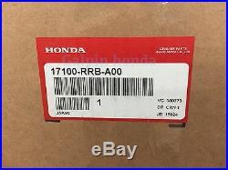Genuine OEM Honda Civic Si RBC Intake Manifold 2006-2011 (17100-RRB-A00)