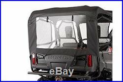 Genuine OEM Honda Pioneer 700-4 Fabric Rear Panel 0SR95-HL3-211B