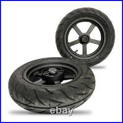 Genuine Rims Aluminium Wheel Caster Roller For Honda Grom Msx 125 Sf 125 13-2020