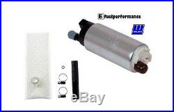 Genuine Walbro 255LPH Fuel Pump +Install Kit for Honda Civic / Del Sol /S2000