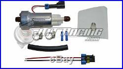 Genuine Walbro 525lph F90000295 Hellcat Fuel Pump & Install Kit E85 Compatible