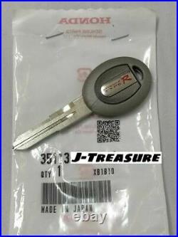 HONDA ACURA INTEGRA TYPE-R DC2 DB8 Genuine Blank Master Spare Uncut Key OEM Part