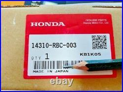 HONDA GENUINE 50° VTC ACTUATOR INTAKE CAM GEAR K-Series K20A K24A EP3 DC5 FD2