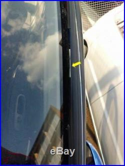 HONDA GENUINE CIVIC EG6 SIR Front Window Molding L+R+H Set Windshield JDM EMS