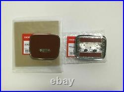 HONDA S2000 S2K AP1 / AP2 Genuine Front & Rear H Emblem Badge Set OEM Parts