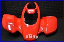 Honda 400ex Fenders Brand New Genuine Honda! 1999-2004 Plastics Red Front Rear