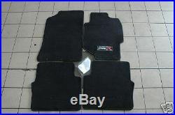 Honda Accord Type'R Genuine Carpet Mat Set Brand New
