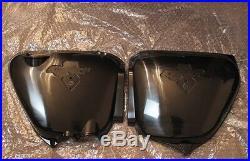 Honda CB750 Side Cover Set Non Genuine Excellent 83600-341-701ZP 83700-341-701ZP