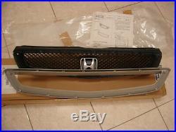 Honda Civic Type R EK9 S04 JDM Front Mesh Grill Grille Genuine 1999-2000 (NEW)