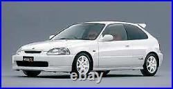 Honda Genuine OEM Civic EK9 Type-R Roof Molding Right & Left Side Set of 2