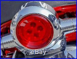 Honda Monkey 125 Genuine CHROME LED Tail Light Assy / Asia and Europe / NEW JPN