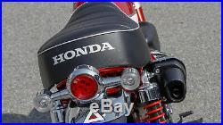Honda Monkey 125 Genuine chrome winkers set / Asia and Europe / REAR / NEW JPN