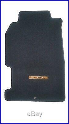 Honda Prelude FLOOR MAT CARPET SET MANUAL LHD ELEGANCE Genuine 1997-2001 NEW