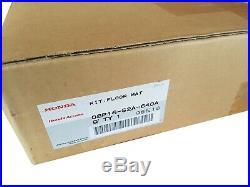 Honda S2000 FLOOR MAT CARPET SET LHD Genuine OEM S2K 2008-2009 RED PREMIUM R145L