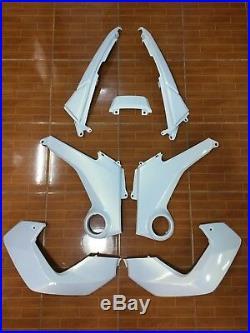 Honda msx125 grom125 2015 plastic fairing set pearl white genuine Abs+Sticker