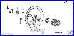 JDM HONDA Acura NSX Type-R NA1 Horn Button 78514-SL0-Z01ZA GENUINE BRAND NEW
