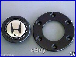JDM HONDA Acura NSX TypeS/S-ZEROHorn Button & Steering RingGENUINEBRAND NEW