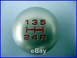 JDM HONDA EK9/DC2 Type R Titanium Shift Knob 54102-ST7-Z00 GENUINE OEM BRAND NEW