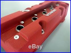 JDM HONDA OEM Genuine Type R RED Valve Cover K-Series 2002-06 RSX Type-S