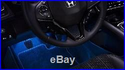 JDM Honda Genuine Front Foot Light Blue Interior LED ILLUMINATED New HR-V 2019