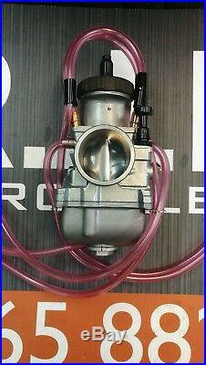 Keihin PWK 38 Air Striker carburetor NEW 38mm quad vent carb GENUINE HONDA REAL