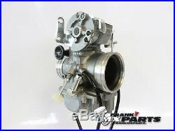 Mikuni TM 36 flatslide pumper carburetor Honda XR 400 GENUINE, NEW UPGRADE KIT