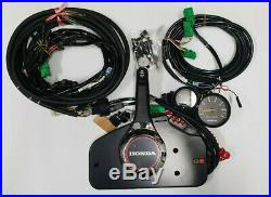 NEW GENUINE Honda Rigging Kit 40-250Hp Fitting Outboard Engine Control Box Gauge