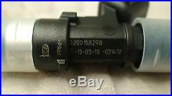 NEW Genuine Bosch EV14 60lb 630cc fuel injectors 2002-11 Honda Civic Si K20 OBD2