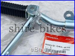 NEW Genuine Honda Bar Step & Side Stand for Honda Mini Trail Z50A K0 K1 K2