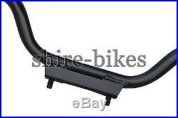 NEW Genuine Honda Black imperfect Handlebar for Honda QR50 (53100-GF8-010)
