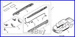NEW Genuine OEM Honda Ridgeline RUNNING BOARDS With Hardware 08L33-T6Z-101B